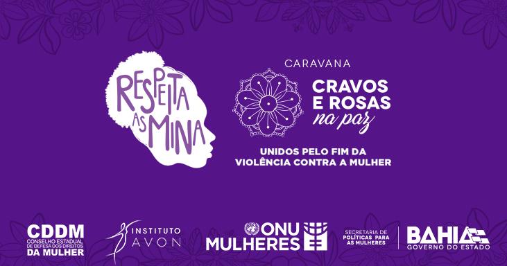 Projeto Caravana Cravos e Rosas