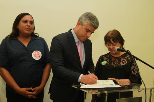 SPM e SSP firmam pacto para capacitar profissionais da Polícia Civil com recorte em gênero