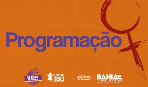 Confira programa��o da Campanha dos 16 Dias de Ativismo pelo Fim da Viol�ncia contra as Mulheres
