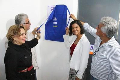 Inauguração do  Centro de Referência de Atendimento à Mulher (Foto: Ascom - Prefeitura de Barreiras)
