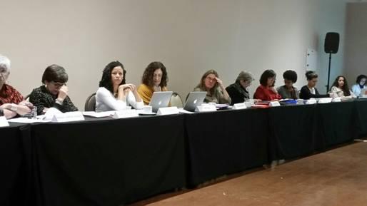 Bahia marca presen�a no Semin�rio Internacional Pr� L� e Pr� C� � O Direito das Mulheres �s cidades
