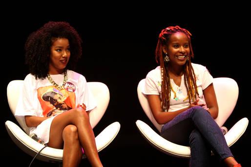 Debate �Fala Menina� lota o Centro Cultural Plataforma com jovens para discutir sobre a cultura do estupro