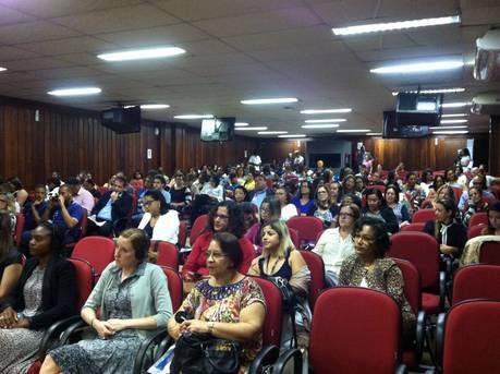 Salvador recebe Semin�rio Internacional sobre a participa��o das mulheres na �rea de exatas