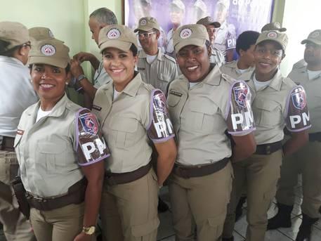 Mulheres de Feira de Santana passam a contar com a Opera��o Ronda Maria da Penha