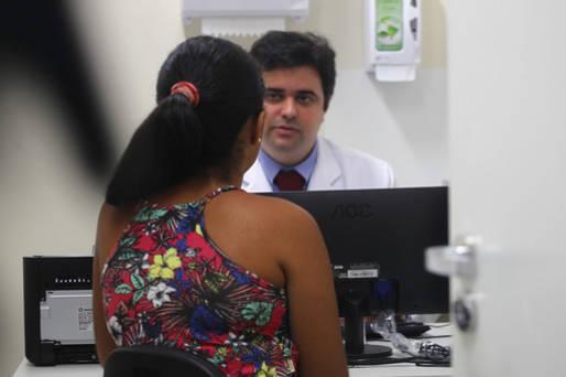 Ambulatório do Hospital da Mulher recebe primeiras pacientes